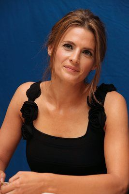 Stana Katic Says Her Exit From 'Castle' TV Show 'Hurt And It Was A Harsh Ending'   CelebPoster.com Blog #celebposter