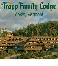 Trapp Family Lodge, Stowe, Vermont...as in von Trapp from The Sound of Music