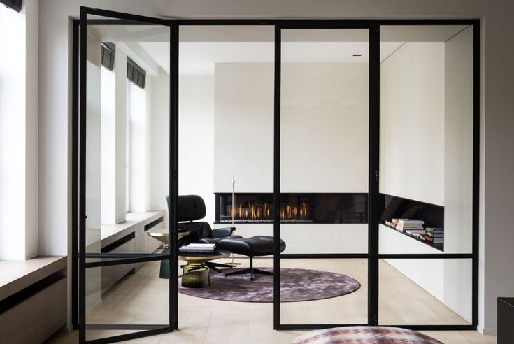 modern interiors & architecture — House in Belgium by JUMA Architects Redesigned by...