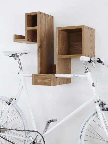 10 Ideas Ingeniosas Para Guardar Las Bicicletas En Casita