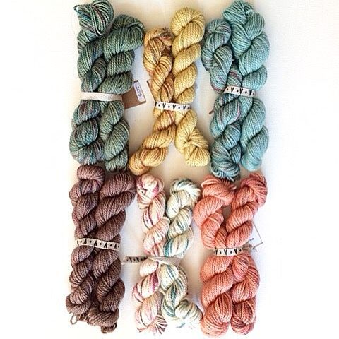 EXCITING NEWS TODAY! Intambo will be representing a beautiful new range of sock yarn in Australia and New Zealand by @nurturingfibres called the Vintage Palette. It forms part of their hugely popular super twist merino sock yarn range. Please email me with any enquiries at info@Intambo.com.au #nurturingfibres #handdyed #merino #merinowool #sockyarn  #yarnlove #impossiblybeautifulyarn #intambo