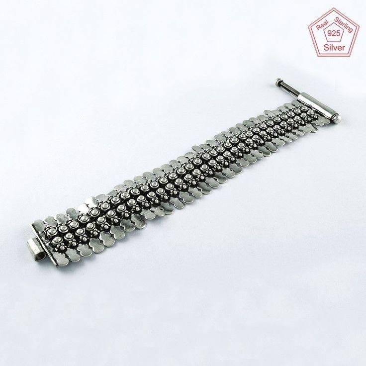 FOREVER SHINE SLEEPING BEAUTY DESIGN 925 STERLING SILVER BRACELET BR4380 #SilvexImagesIndiaPvtLtd #Chain