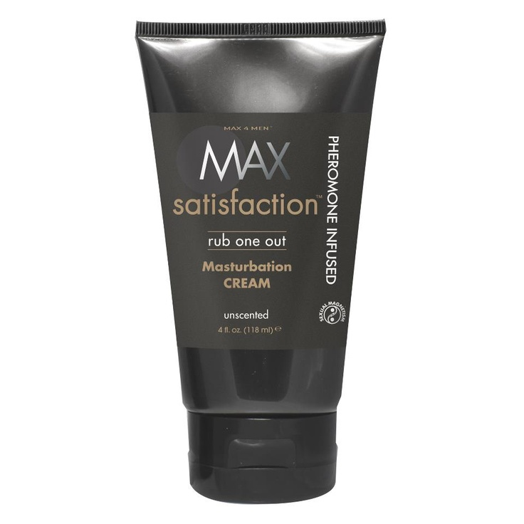 Max Satisfaction Rub One Out Masturbation Cream