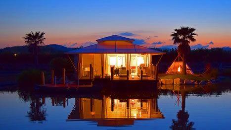 海外で注目の贅沢キャンプを日本でも!話題の「グランピング」スポット6選 11枚目の画像