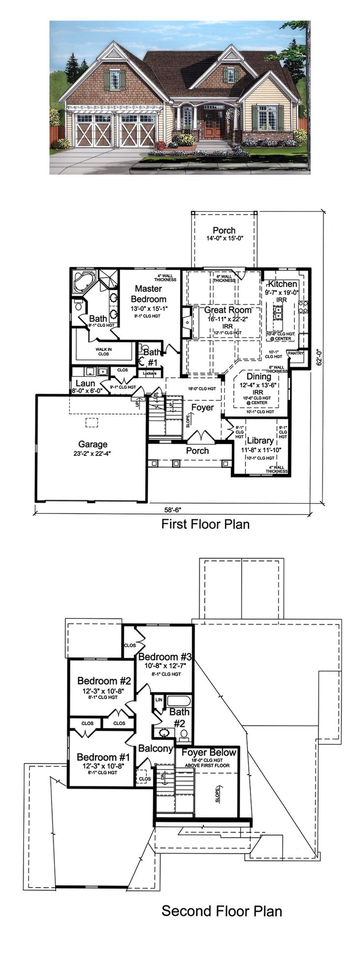 10 images about New House Plans on Pinterest House plans