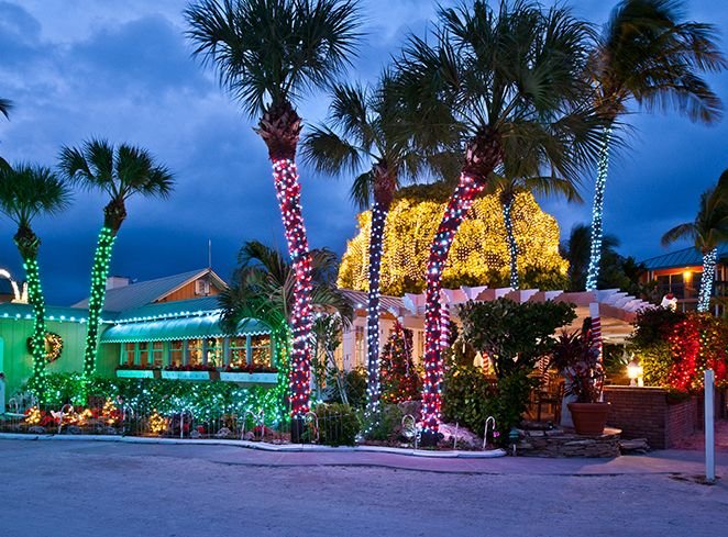 Captiva Island Christmas - Special holiday activities each ...