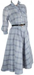 Forties Blouse and Skirt Set