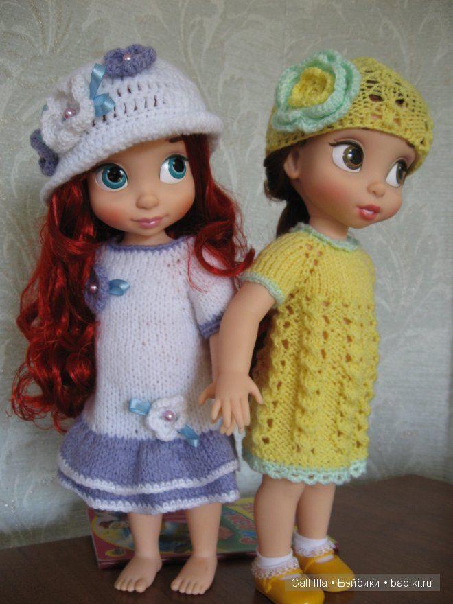 Восхитительные принцессы-малышки Дисней / Умница Алена, Анюта, Принцессы Диснея и другие куклы от Playmates / Бэйбики. Куклы фото. Одежда для кукол