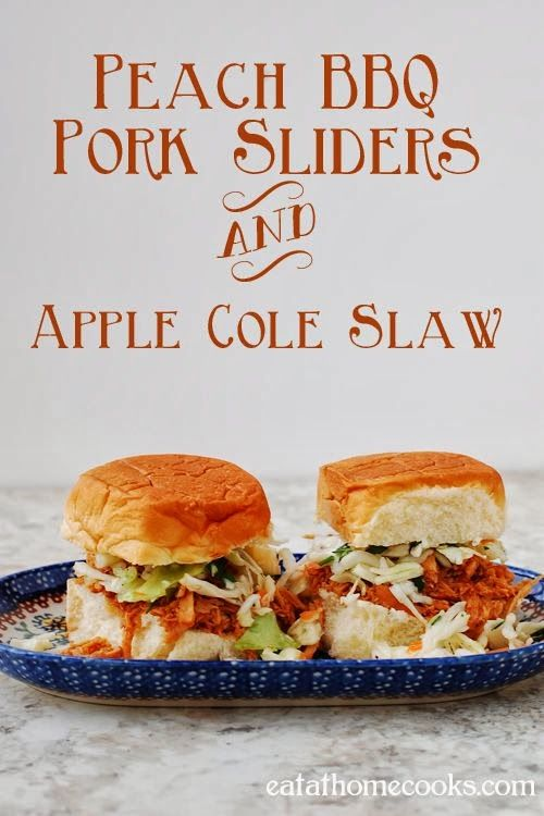Pork sliders
