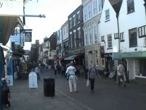 Canterbury City and Cathedral. If Ye Love Me, Thomas Tallis, Harppsichor...