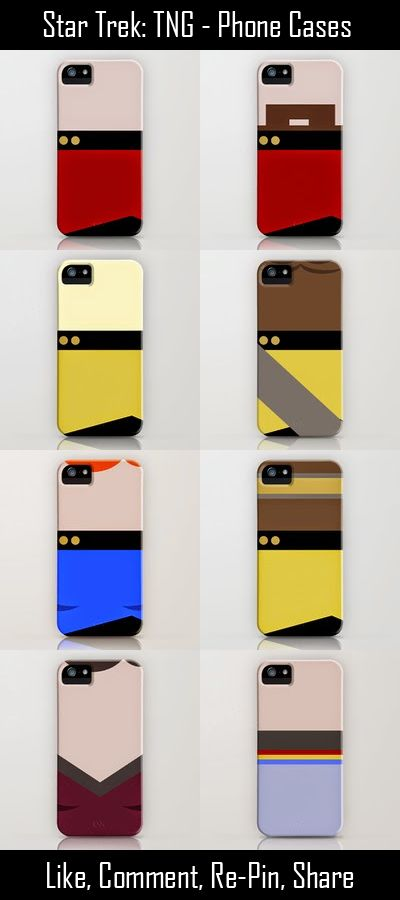 Click here to see #StarTrek #Phone cases. All the main cast of the Starship Enterprise 1701 D are here: Captain Jean Luc Picard Commander William T Riker Doctor Beverly Crusher Lt. Cmdr Geordie La Forge Lt. Cmdr Data Lieutenant Worf Counselor Troi Wesley Crusher @thinkgeek @startrek @startrekaxanar @StarTrekShop