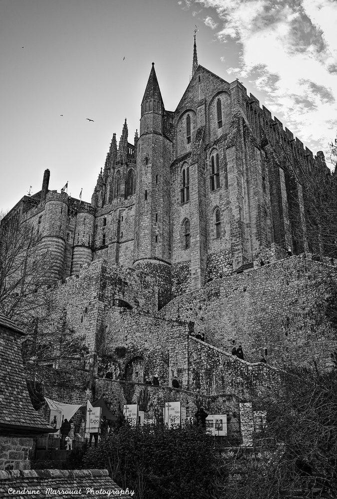 A visit to France - Mont-Saint-Michel (4)