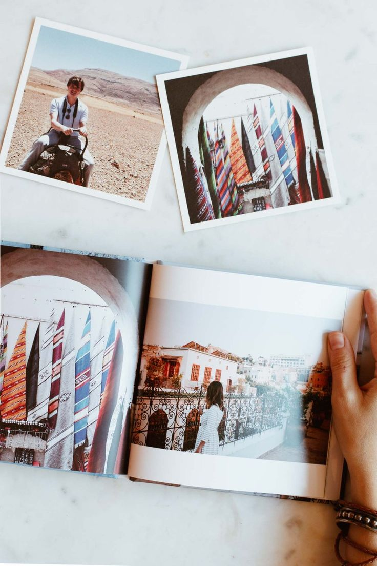 Travel Memories Turned Coffee Table Book