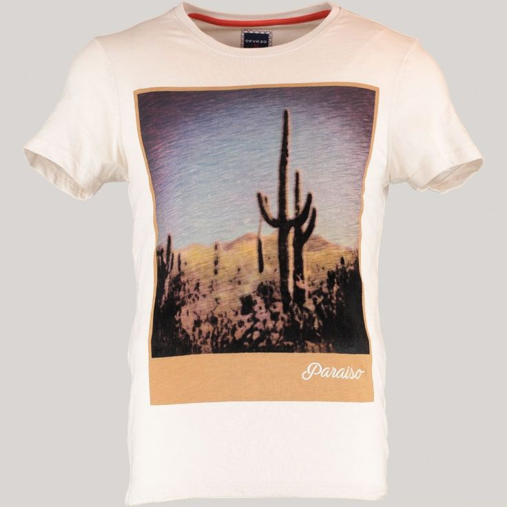 Tee shirt manches courtes homme casual - image 9