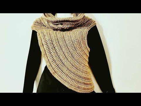 Mejores 127 imágenes de cuello y bufanda en Pinterest | Capuchas ...