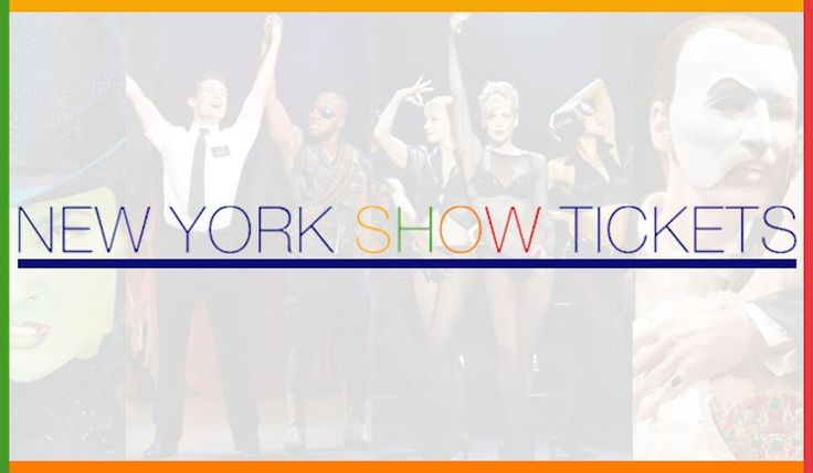 """For a , New York Show Tickets offers """"free"""" and discounted tickets to TV tapings like """"The Late Show With Stephen Colbert,"""" """"Full Frontal with Samantha Bee"""" and """"The Dr Oz Show,"""" and also discounted Broadway tickets to shows like """"The Book of Mormon,"""" """"Chicago"""" and """"Kinky Boots."""" New York Show Tickets also offers discounts on nearby parking, attractions, guides and comedy clubs."""