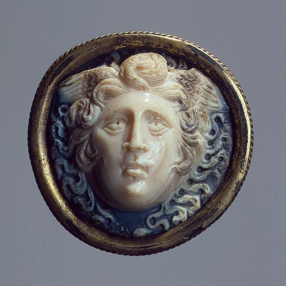 Head of Medusa , 2nd - 3rd century Ancient Rome