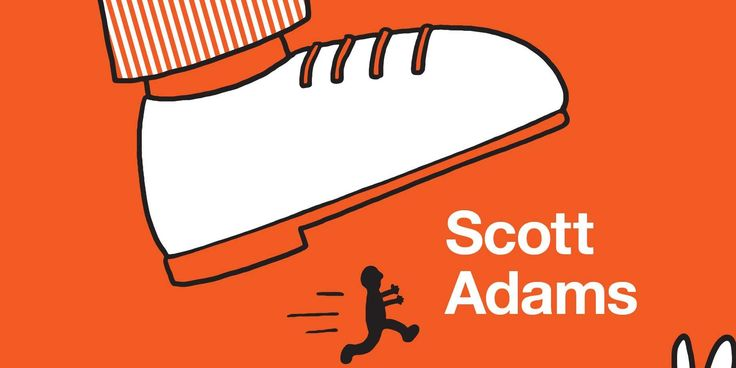 Dilbert Creator Scott Adams Shares The Secret To Success: Don't Be A Jerk