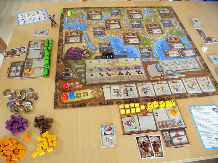 The Voyages of Marco Polo | Image | BoardGameGeek
