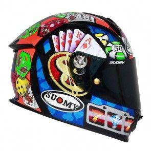Κράνος Suomy SR-SPORT Gamble kevlar http://www.bikers-world.gr/el/helmets.html?cat=7&dir=asc&helmet_material=46&limit=40&order=price&price_from=129&price_to=398