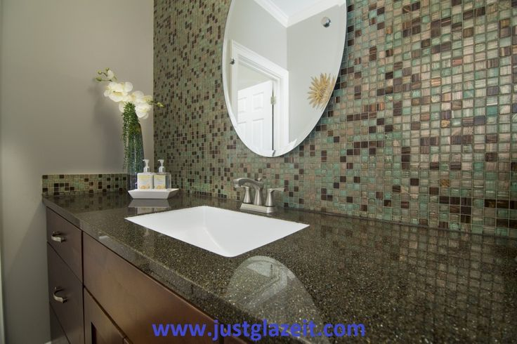 Top Bathroom Trends By Super Glaze. www.justglazeit.com