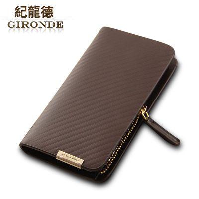 Longde Nassarius Zip Men Key Holder Car Leather Multifunction Key Bag Women Card pack & set 15232440321