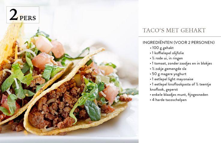 Quesadilla's, nacho's of tacochips: Mexicaans eten is HOT! De hoogste tijd om thuis een beetje Mexico op tafel te zetten! Wij delen 3 trendy taco recepten.