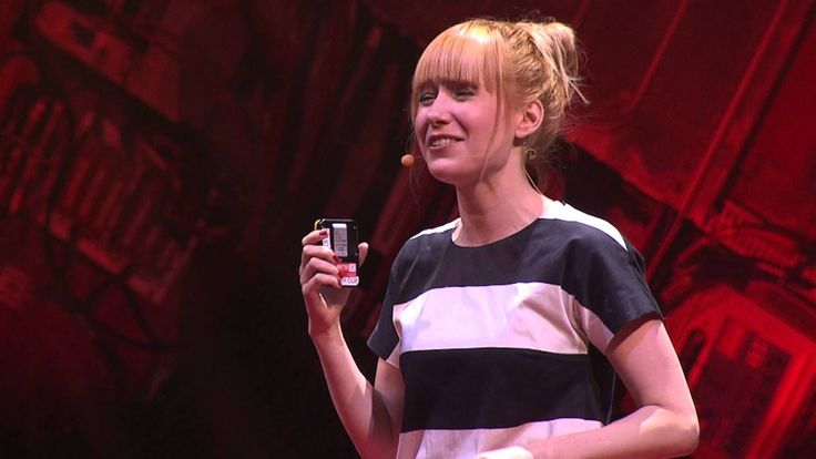 The poetry of programming | Linda Liukas | TEDxCERN