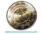 Francia - 2 Euro, 10° anniversario dellΕuro, 2009