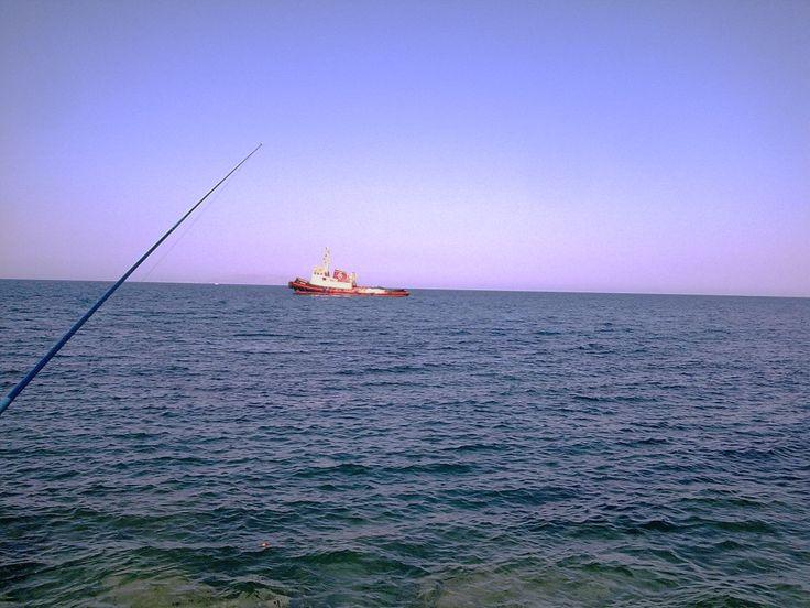 Fishing...