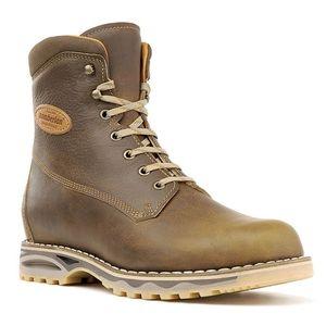 Image of Zamberlan 1038 Nevegal NW Walking Boots Men's) - Mustard