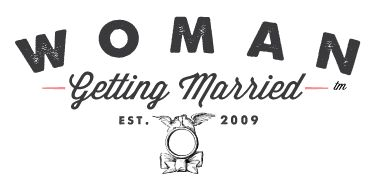 Woman Getting Married - Unique ideas for wedding venues, wedding decorations, wedding dresses, and more!