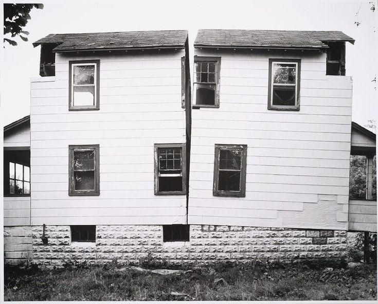 Galeria de arte e arquitetura: Cortes de construção, Gordon Matta Clark – 1 imagem …   – home-dekor