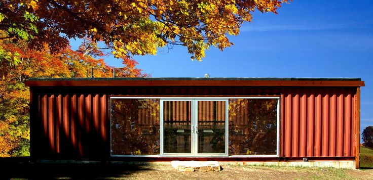 how to build a Shipping Container Home - RSCP - koop architecture and media