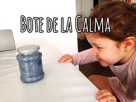 Bote de la Calma | Calming Glitter Jar - YouTube