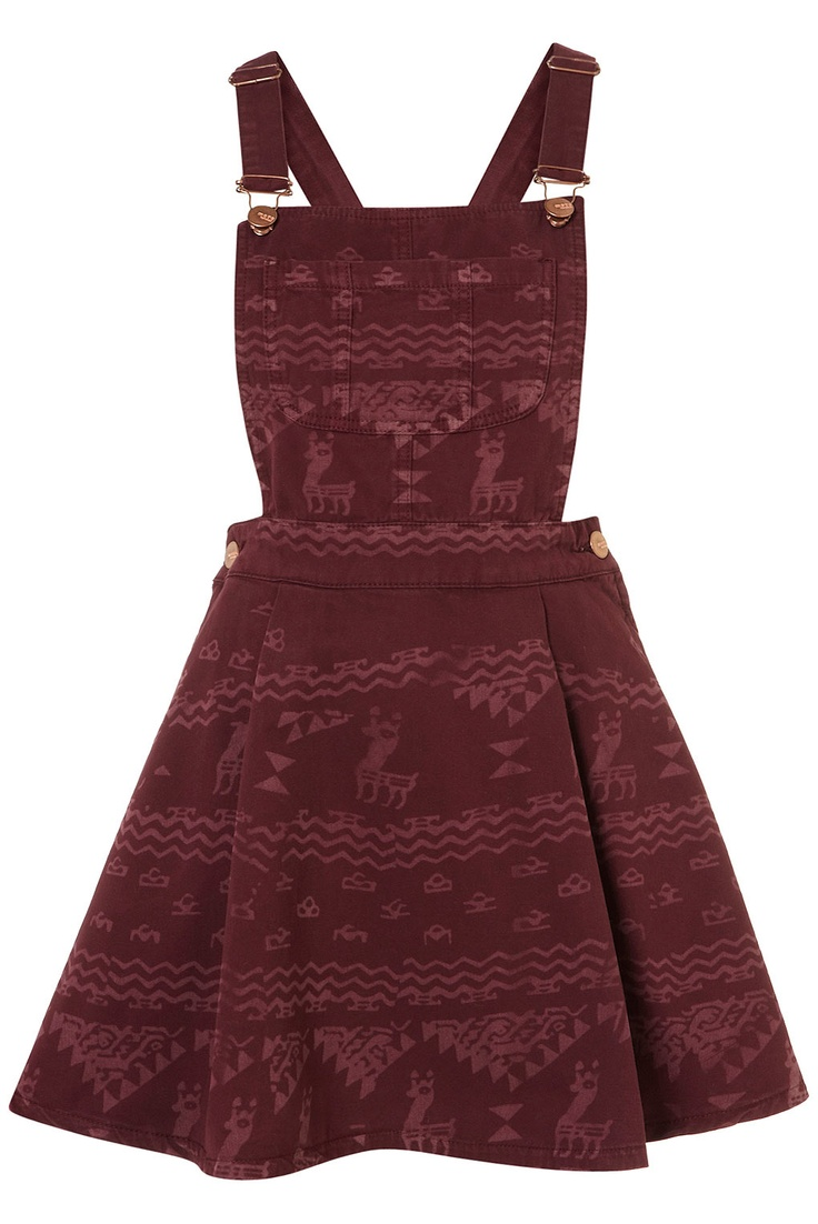 Just ordered this beautiful pinafore dress from topshop. I am in love!