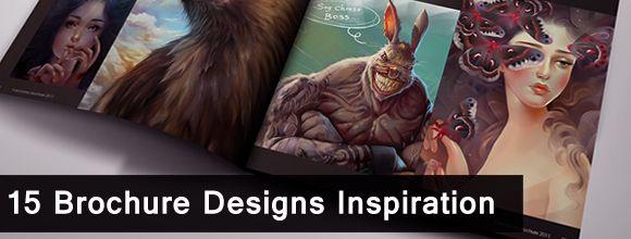15 Brochure Designs Inspiration