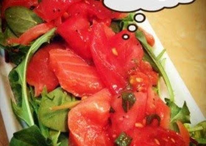 Carpaccio Dressing Recipe -  Are you ready to cook? Let's try to make Carpaccio Dressing in your home!