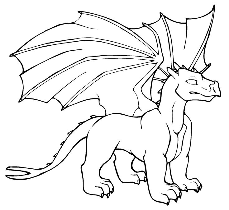 sheets print - Google Search | Realistic dragon, Coloring ...