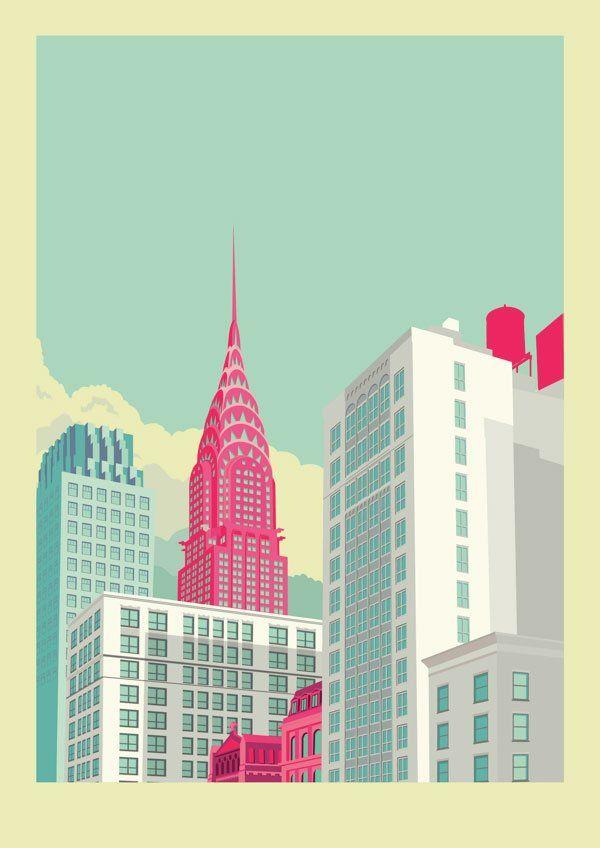 New York por Remko Heemskerk
