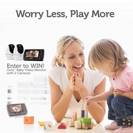 Spread the Word! Enter our Worry Less, Play More Pin To Win Contest!