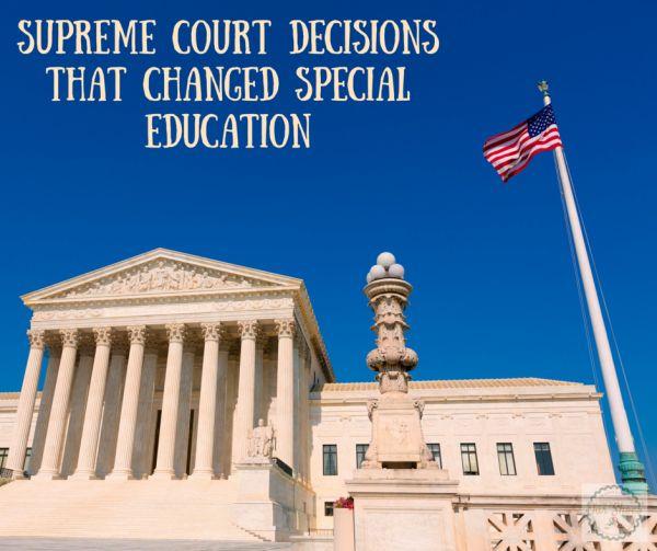 Special Education Case At Supreme Court >> Parents On Behalf Of Student V Carpinteria Court Cases Court