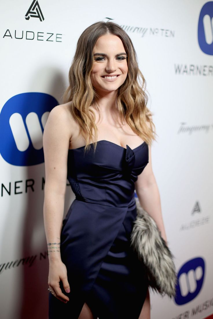 Joanna JoJo Levesque attends the Warner Music Group Hosts Annual Grammy Celebration http://celebs-life.com/joanna-jojo-levesque-attends-warner-music-group-hosts-annual-grammy-celebration/  #joannajojolevesque