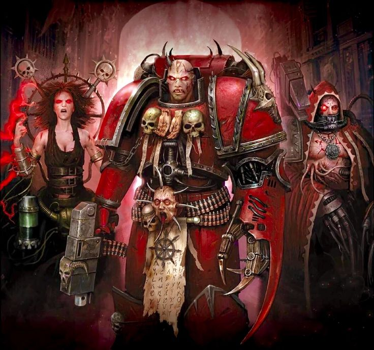 Children of Excess | WH40K - Fallen Sons | Warhammer 40k ...