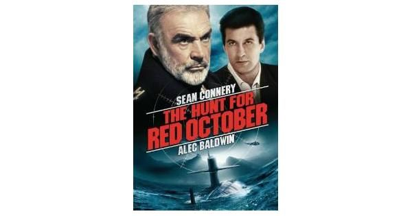 The Hunt for Red October Movie Review - Cold War