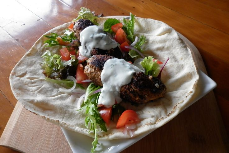 Gorgeous Lamb Kofta !!!! recipe available on my new Ebook Cookbook Julz's Kitchen download today on Amazon, Kobo, Barnes & Noble, ITunes and Google Play <3