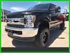 2017 Ford F-250 Lariat Four Wheel Drive 6.7l V8 32v Diesel Automatic Lifted - New Ford F-250 for sale in Katy, Texas | Trucks2Cars.com