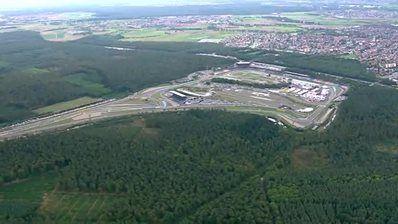 Entscheidung im DTM Titelkampf verschoben. Jessica Abt LIVE vom Hockenheimring mit Stimmen nach dem ersten Rennen.