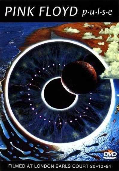 Pink Floyd Pulse Album Cover | Pink Floyd Pulse dvd full