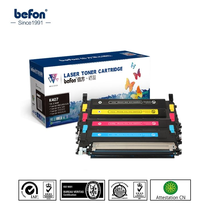 (41.95$)  Buy here - http://aiwvs.worlditems.win/all/product.php?id=32334968999 - Toner For Samsung CLP 320/325/CLX 3285/3185/3186 Toner For Samsung CLT K/C/M/Y407 Toner For Samsung Clt-D407 Free Shipping